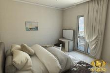 3D-дизайн спальной в квартире Греции, заказать
